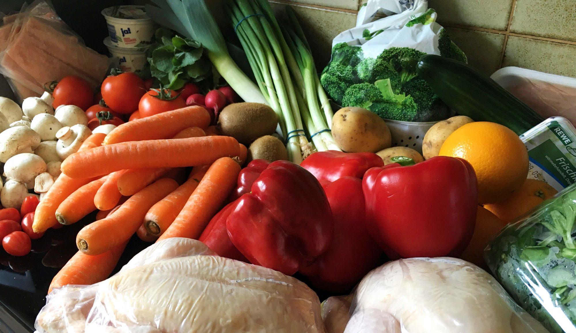 7 Möglichkeiten Meal Prep auf deine Bedürfnisse anzupassen