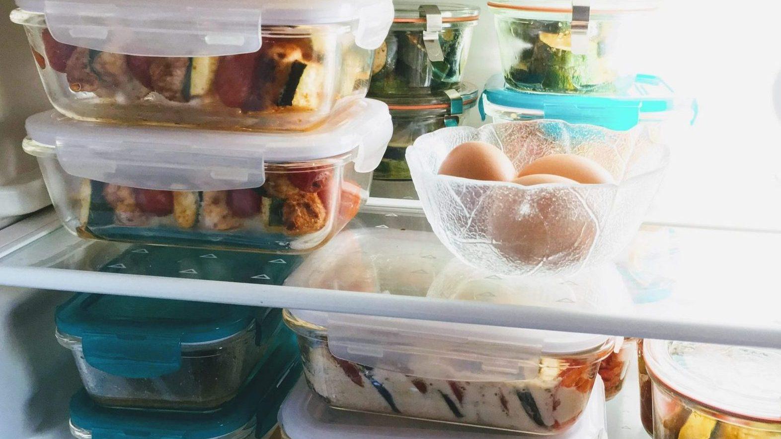 Die wichtigsten Regeln zur Haltbarkeit beim Meal preppen