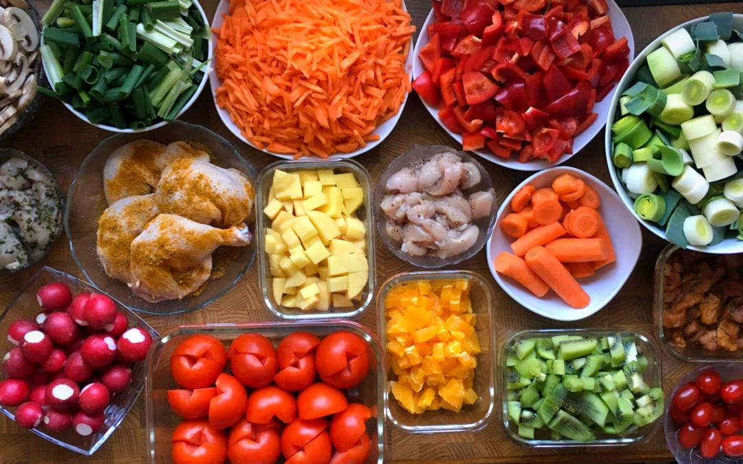 7 Gründe, warum deine Familie einen Speiseplan braucht