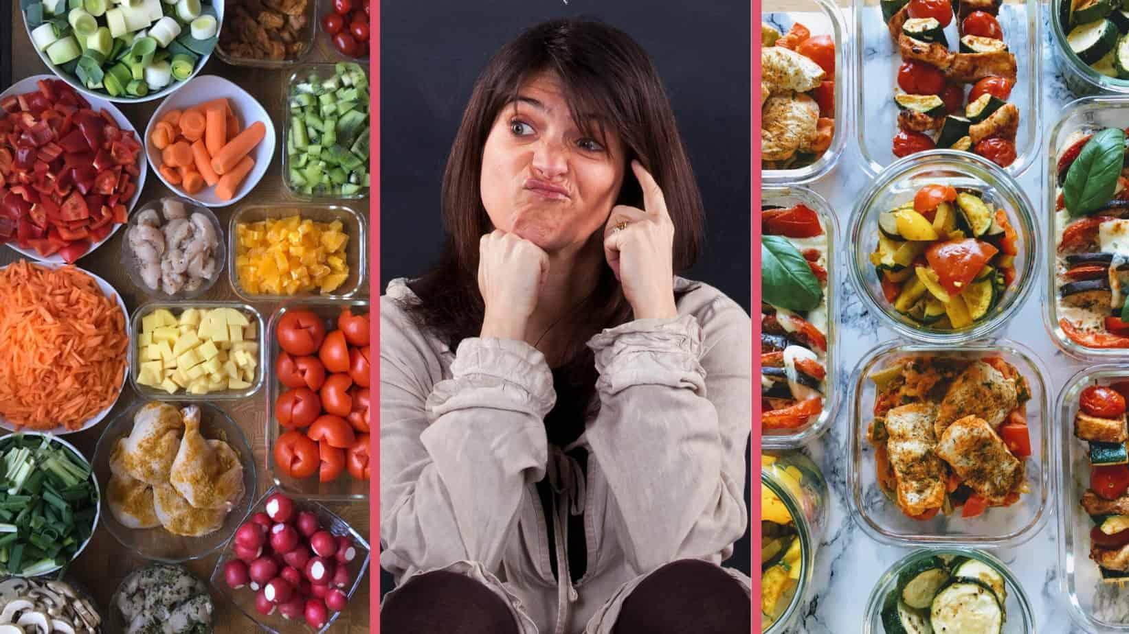 Meal Prep Typ Beitragsbild