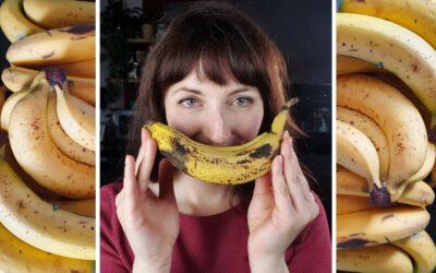 Meine 3 Lieblingsrezepte für reife Bananen