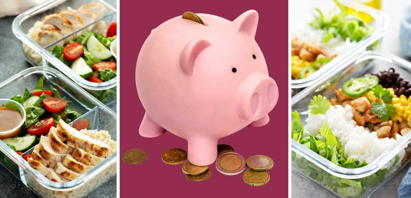 Geld sparen Meal Prep_Thumbnail